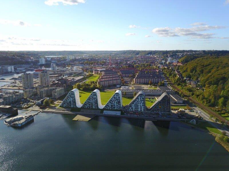 Vejle landscapes — relocation to Vejle