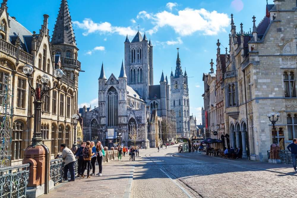 Beautiful Belgium — relocation to Ghent