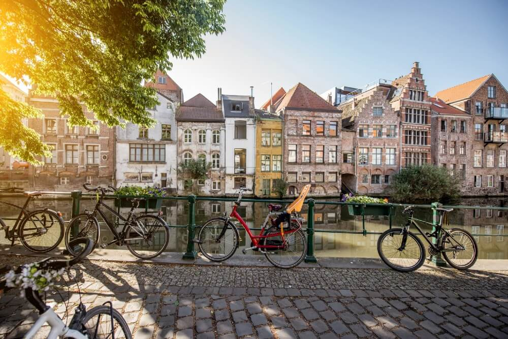 Beautiful Ghent — relocation to Ghent