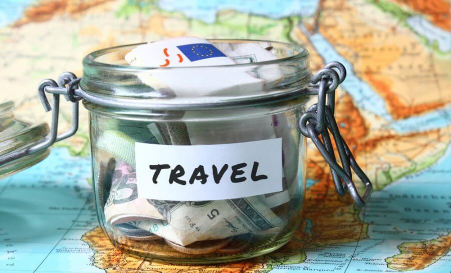 Travelling budget — money for relocation