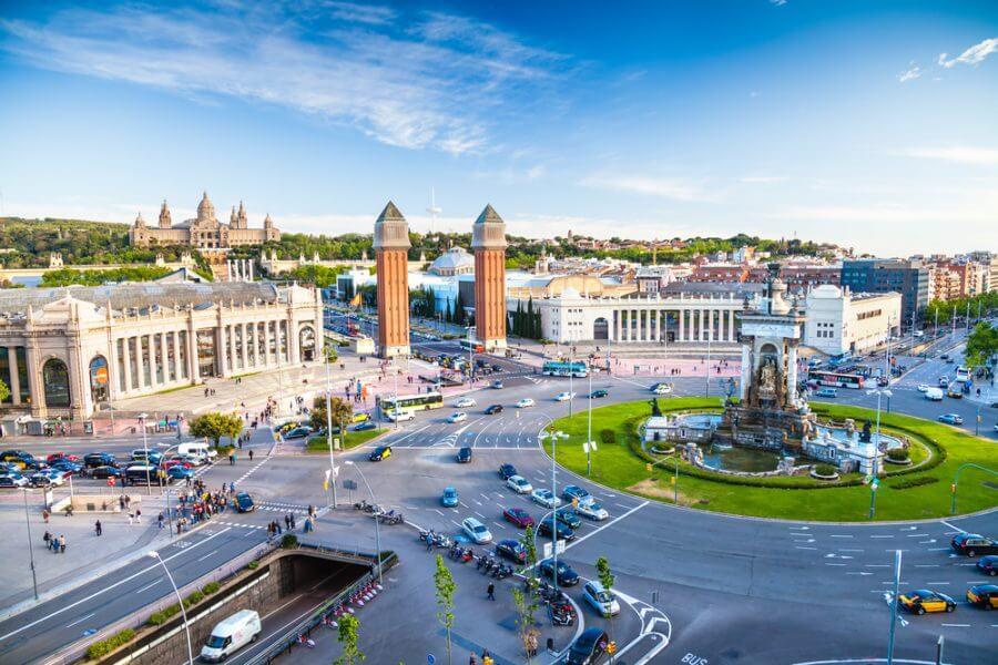 Barcelona landscapes — relocation to Barcelona
