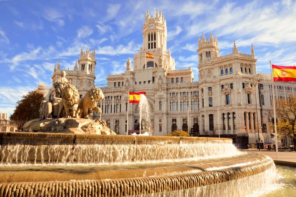 Madrid landscapes — relocation to Madrid
