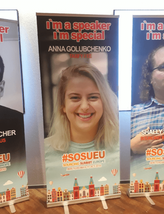 Anna Golubchenko — speaker at SOSUEU