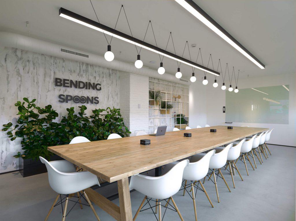 Bending Spoons' office in Milan, Italy