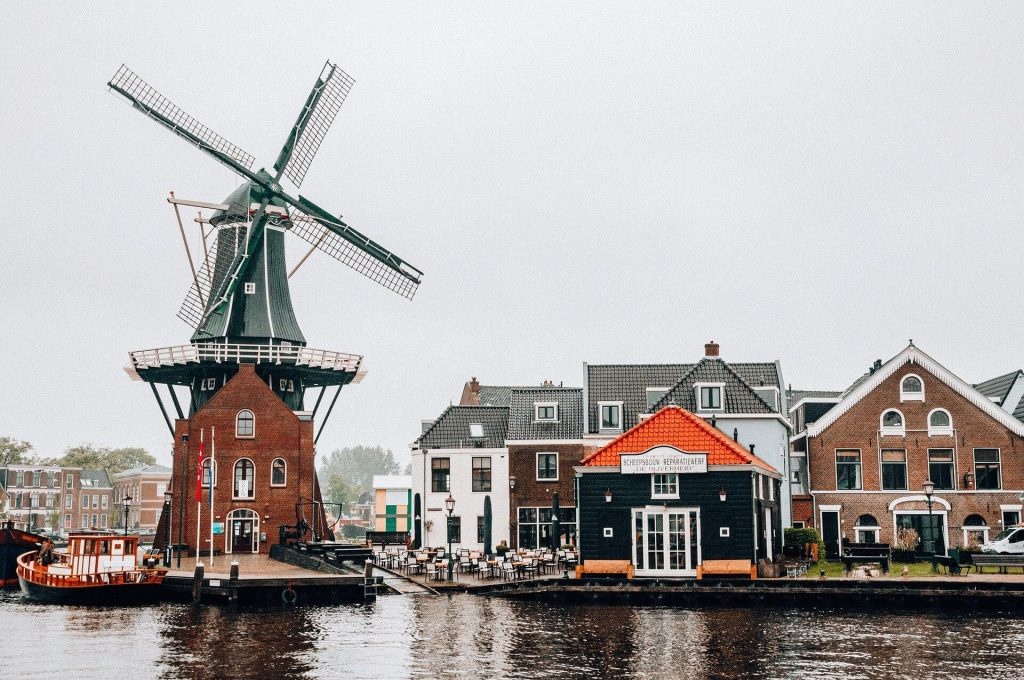 Living and working in the Netherlands